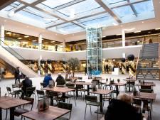 Winkelcentrum Bisonspoor heeft plotseling een echt plein
