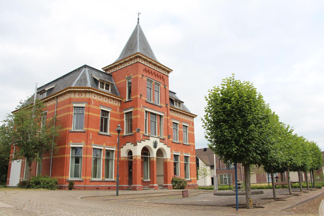 De Villa Smits, het voormalige gemeentehuis van Eibergen