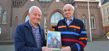 Boek na 28 jaar knippen voor kerk Sint-Oedenrode