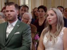 Bloednerveuze Nick (28) trouwt op televisie met Maxime (30) uit Dronten, die hij net ontmoet had