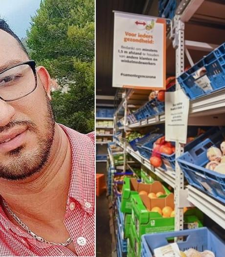 Familie overleden Mohamed klaagt Belgische supermarkt aan: 'Mondmasker zou angst opwekken'