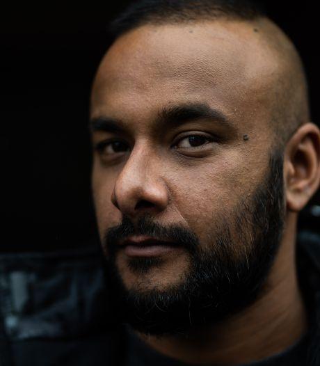 Pakketbezorger Melvin kon niet meer tegen pesterijen en racistische grappen in 'zijn' wijk