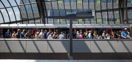 Openbaar vervoer slechter voor mensen met beperking sinds Noord/Zuidlijn