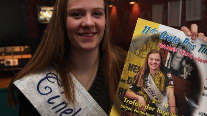 Tineke van Heule prijkt op affiche