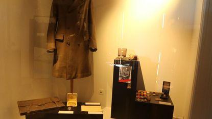 Spullen Albert I tijdelijk te zien in expo