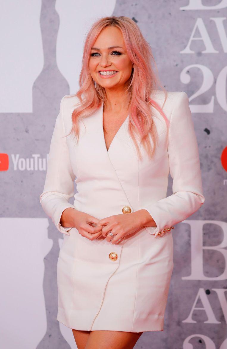 Emma Bunton, van The Spice Girls.