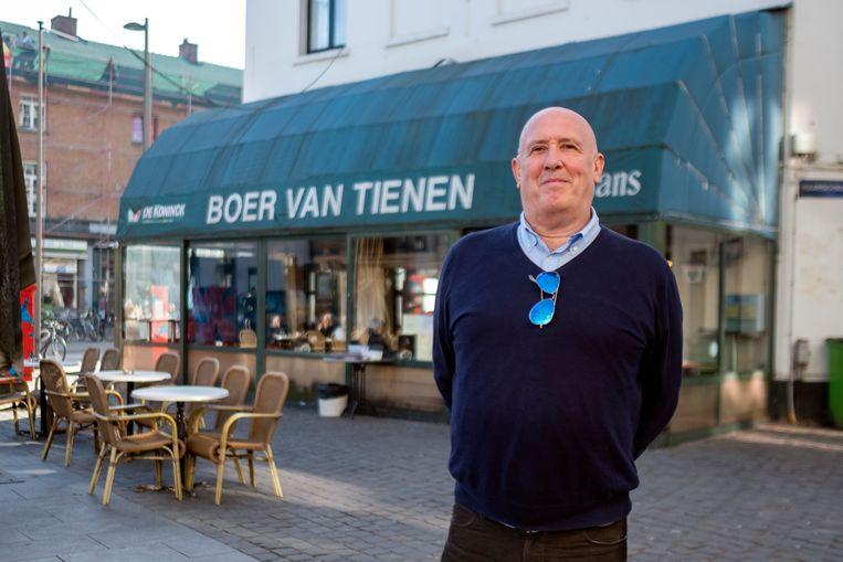 Alain Roels staat vanaf juni achter de bar In den Boer van Tienen.