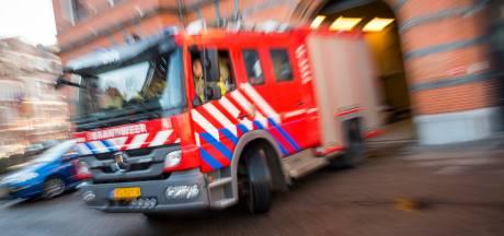 Bewoners verpleeghuis Leeuwarden geëvacueerd na brand