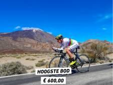 Tijdritpak van Annemiek van Vleuten levert 1.350 euro op voor Serious Request