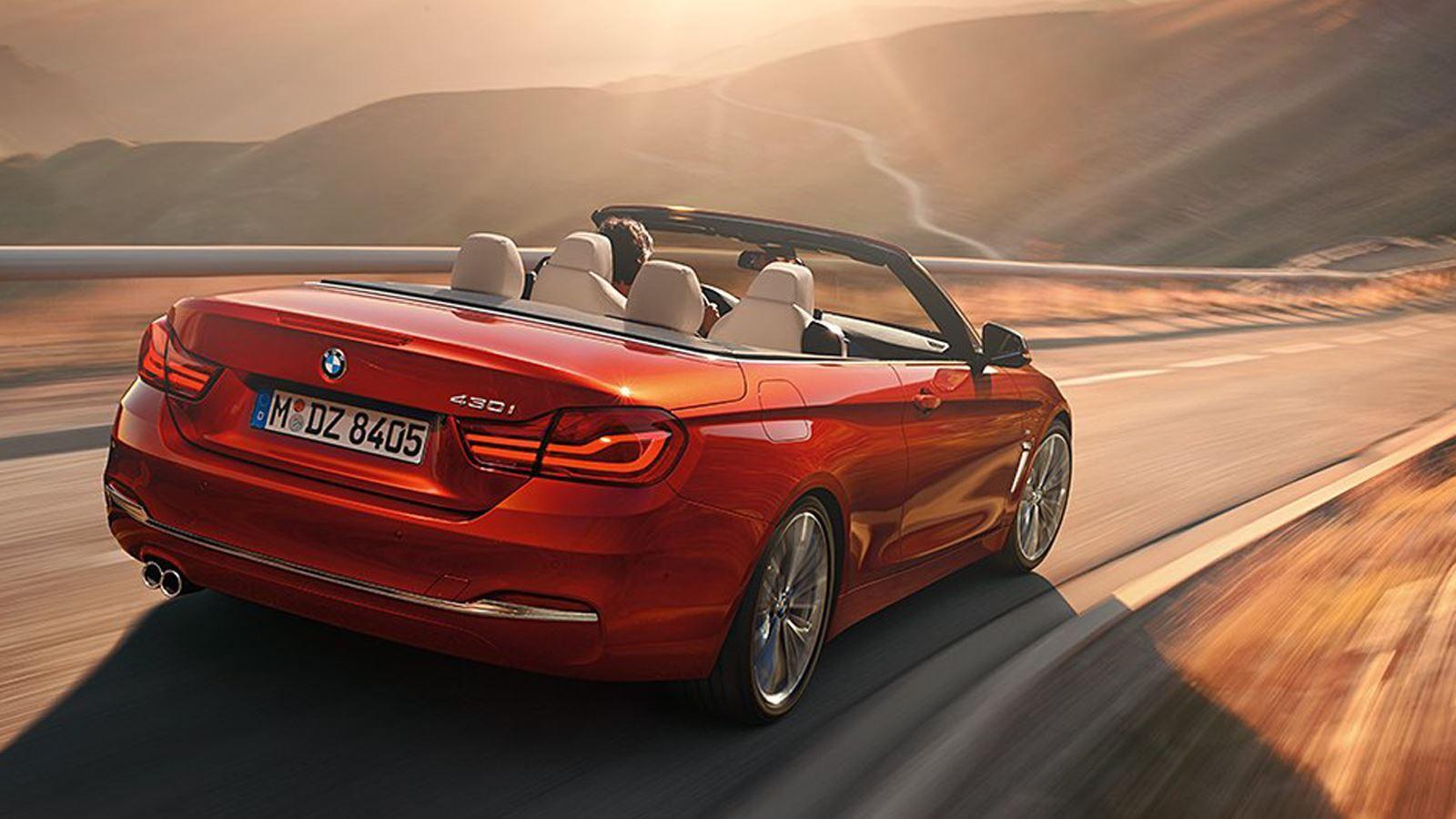 BMW 4 Serie cabriolet