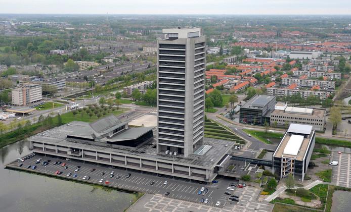 Provinciehuis in Den Bosch.