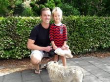 5-jarige Nora vindt ruim dertig gestolen nummerborden terug in Hengelo