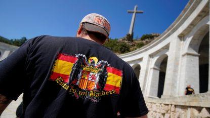 Spaans parlement geeft groen licht voor herbegrafenis dictator Franco