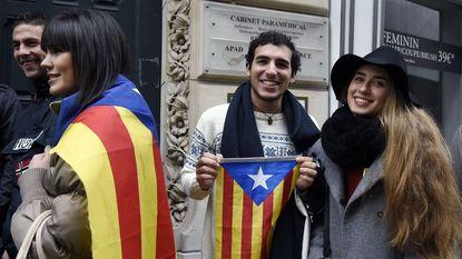 Catalonië dient klacht in tegen Madrid bij EU