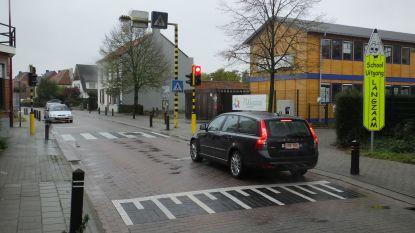 Verkeerslichten Vosselarestraat missen effect niet