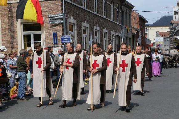 ZOUTLEEUW-Sint-Leonardusprocessie