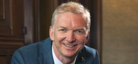 D66'er Robert Strijk wordt waarnemend burgemeester van Zwijndrecht