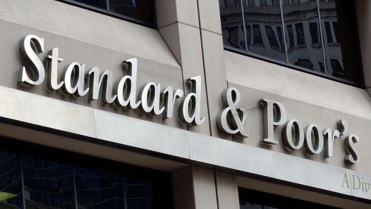 Het hoofdkantoor van S&P in New York. Beeld REUTERS