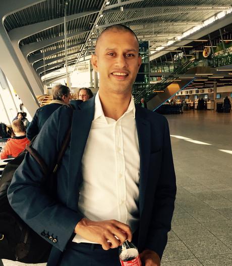 Britse toerist (37) op Eindhoven Airport: 'Ik wil terug, mijn stad is aangevallen'