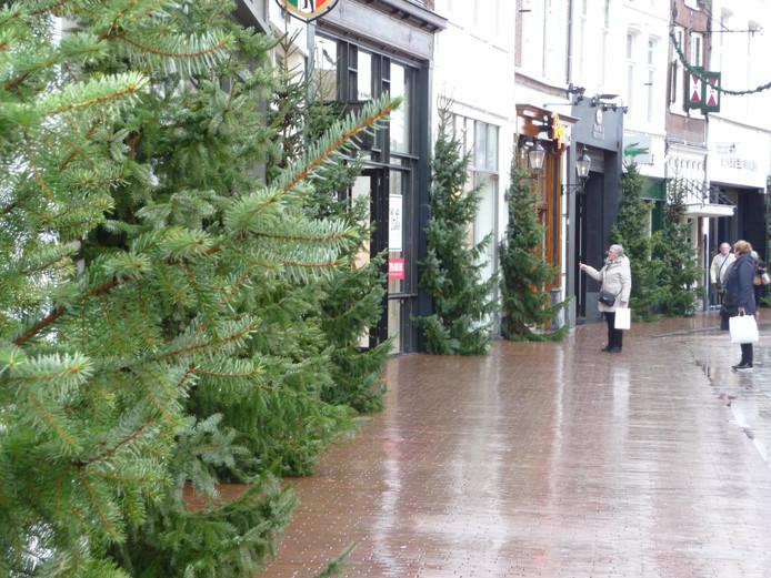 Kerst in Kerstraat
