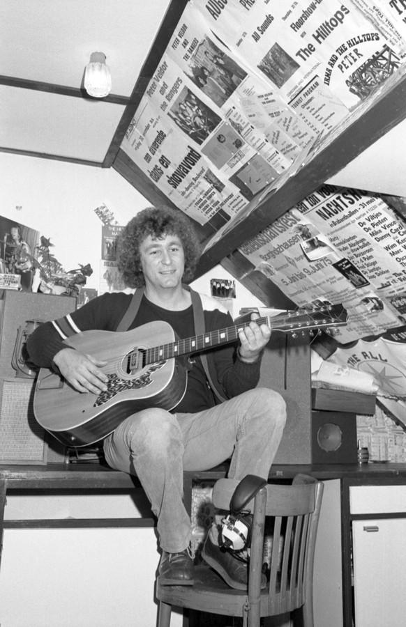 Peter Smulders in 1978.
