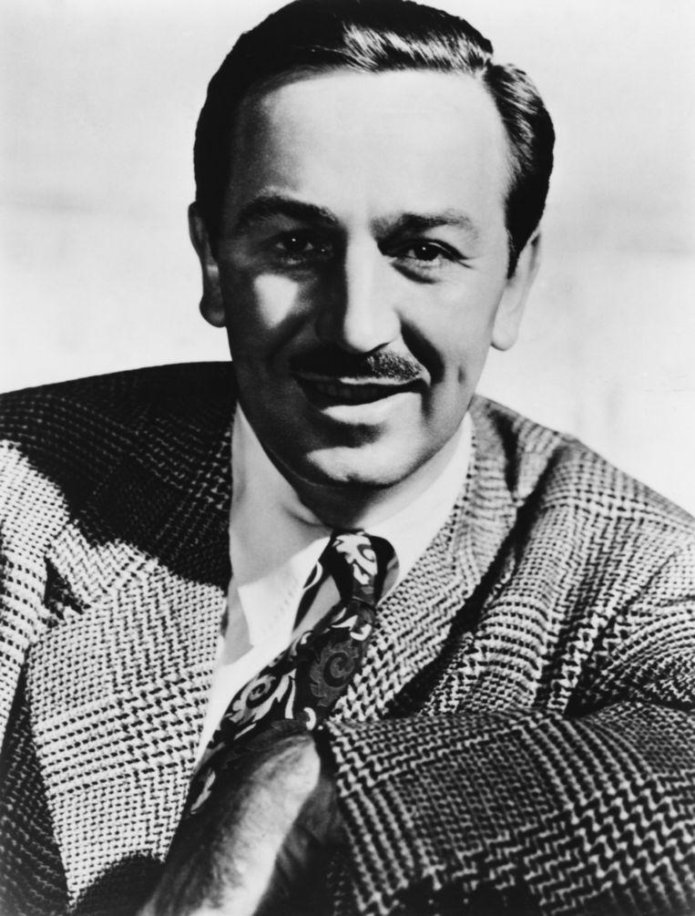 Walt Disney sprak zelf een tijdje de stem van Mickey in.