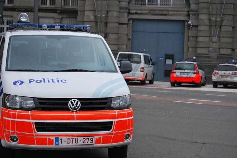 MECHELEN - De gevangenis van Mechelen.