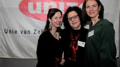 Ladies van Unizo Hageland present op viering 50-jarig bestaan