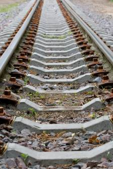 Treinen tussen Roosendaal en Bergen op Zoom rijden weer na aanrijding