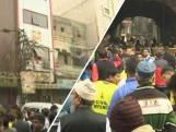 Zeker 43 doden door brand in fabriek in New Delhi