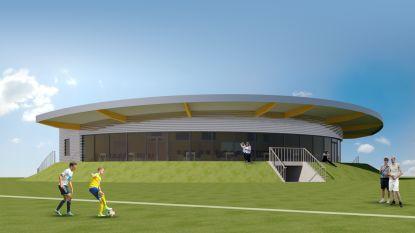 Bouw nieuw sportcomplex moet 300.000 euro goedkoper