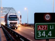 Verbreding A27: vijftig keer bezwaar tegen tracébesluit