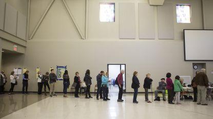 Helft kiesgerechtigde Amerikanen ging stemmen bij midterms