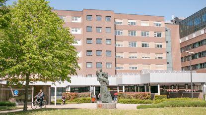 Update AZ Nikolaas: 25 patiënten op COVID-19-afdeling, geen overlijdens