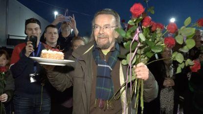 '40-45'-cast verrast Jo De Meyere voor 80ste verjaardag