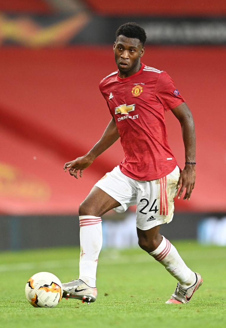Timothy Fosu-Mensah. Beeld Getty Images