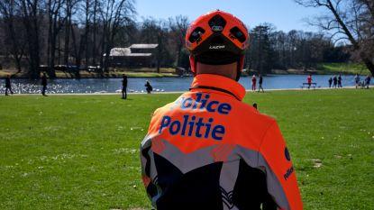 Politie legt samenkomst in woning stil: Acht pv's opgesteld