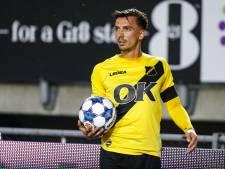 Weerzien zonder bekenden voor Moreno Rutten bij NAC - FC Den Bosch