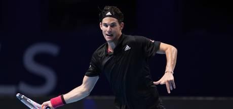 Thiem ook in Londen te sterk voor Nadal: 'Hoop dat mensen zorgen even kwijt waren'