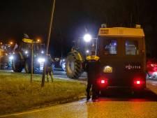 Tientallen boeren probleemloos vanuit Brabant naar Den Haag, geen files in Brabant