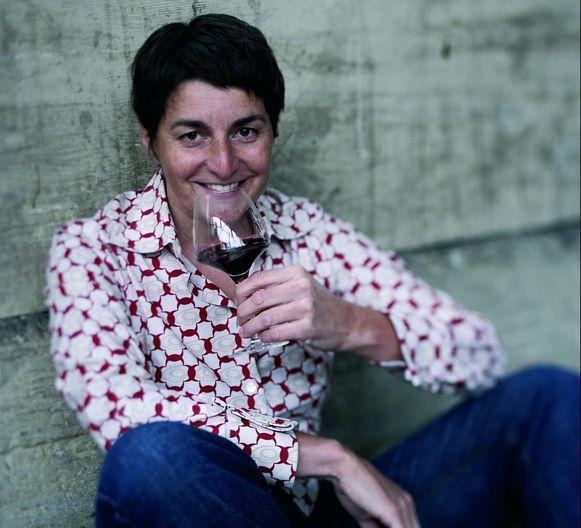 Isabelle Legeron, één van de 369 internationale experts die zich 'Master of Wine' mogen noemen, eist dat het wijnetiket alle ingrediënten vdrmeldt.