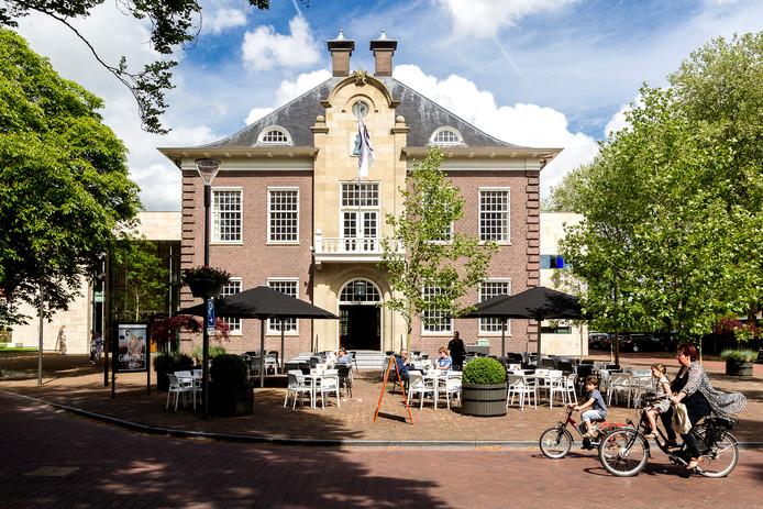 De Raad van State stelt een inwoner van Gorssel in het ongelijk over een twist naar aanleiding van de bouw van museum More .