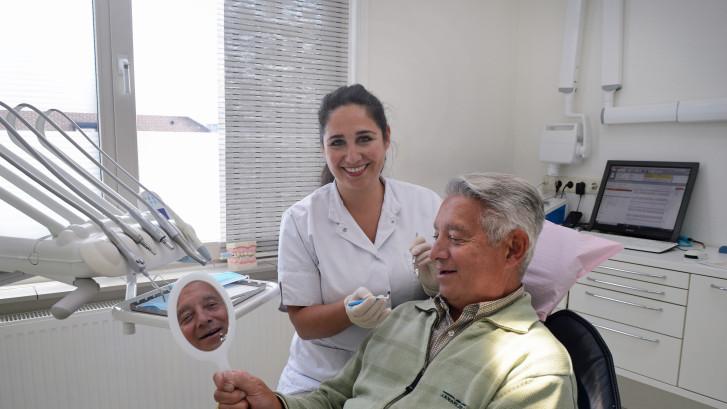 Ruth du Chatenier: Gezond tandvlees is zo belangrijk