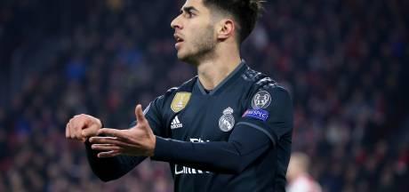 'Halve Nederlander' Asensio viert goal met verwijzing naar 'broodje pindakaas'