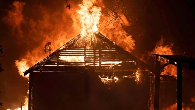 Branden in Californië razen verder: miljoenen mensen dreigen zonder stroom te vallen