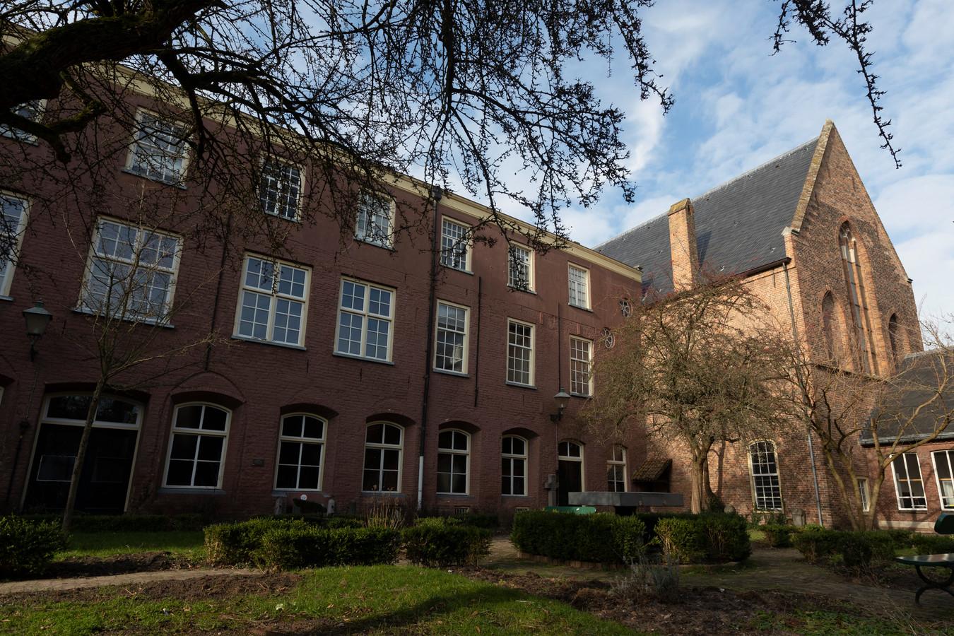Het Broederenklooster in Zutphen.