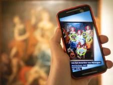 Nijmeegse app vertelt verhaal achter kunst in museum