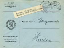 Poststukken vertellen het verhaal van de bevrijding in Esbeek