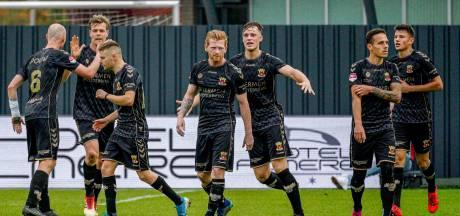 GA Eagles toont ruggengraat en tekenen van herstel in Flevopolder
