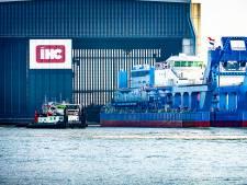 'EU moet voorkomen dat China scheepswerven wegconcurreert'